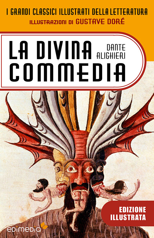 Divina Commedia illustrata - edimedia