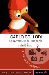 Copertina eBook Pinocchio - Edimedia