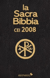 La Sacra Bibbia Cei 2008