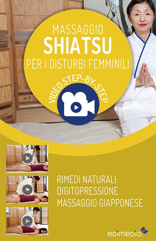 Massaggio Shiatsu per i Disturbi femminili