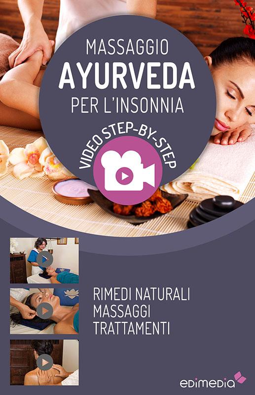 Massaggio Ayurveda per l'Insonnia