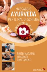Massaggio Ayurveda per il mal di Schiena