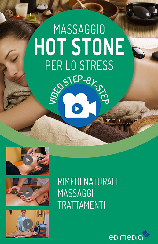Massaggio Hot Stone per lo Stress