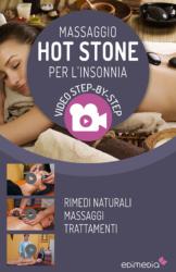 Massaggio Hotstone per l'Insonnia