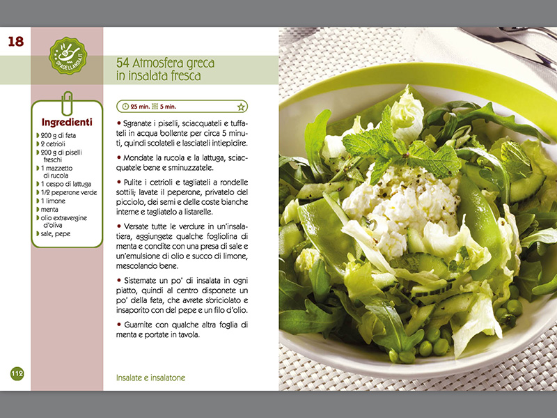 Atmosfera greca in insalata fresca