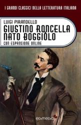 Copertina Giustino Roncella nato Boggiolo