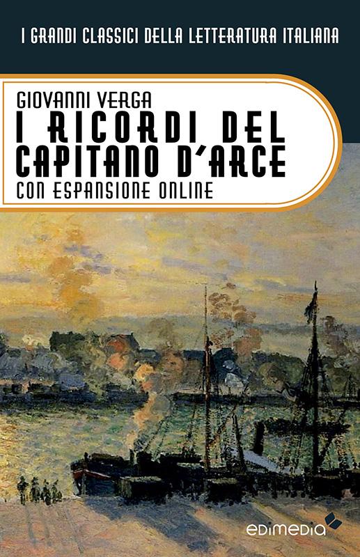 Copertina I ricordi del capitano d'Arce