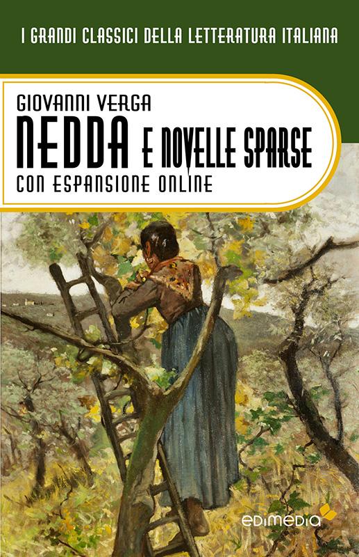 Copertina Nedda e novelle sparse