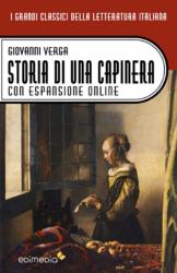 Copertina Storia di una capinera