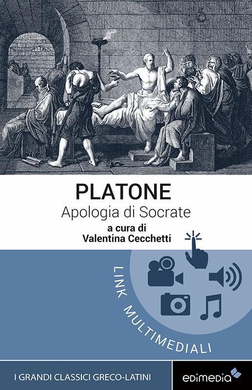 Copertina Apologia di Socrate